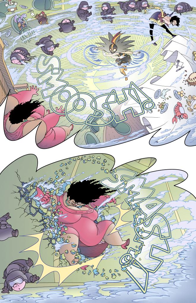 Smoosh! Smash! Comics aren't just for kids anymore!